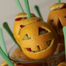 Did you have a healthy Halloween?