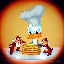 Pancakes in Paradise