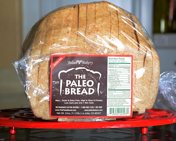 Paleo Bread is here!